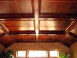 Проектиране на окачени тавани от дърво