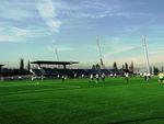 изкуствена трева за футбол