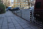 производство и монтаж на стоманени тротоарни огради