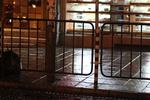 метални тротоарни огради