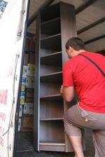 преместване на цели книжарници