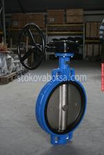 клапан междуфланцов за отпадъчна вода