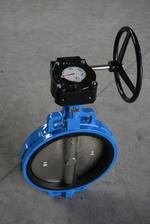 междуфланцов клапан за Чиста вода