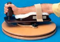 Уред за раздвижване на ръка