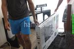преместване на обзавеждане от апартамент в страната