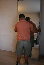 преместване на обзавеждане от апартаменти в страната