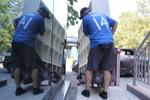 преместване на обзавеждане от апартаменти по поръчка