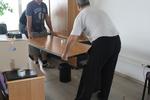преместване на офис бюра
