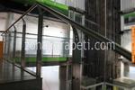 изработка на парапети от инокс и стъкло за стълбища