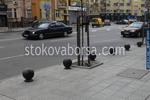 фирма за бетонни сфери - ограничители за паркиране