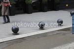 бетонни сфери за непаркиране