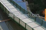 изработка на дървени парапети за мостове по поръчка