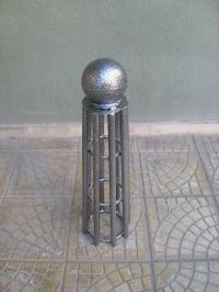 Поръчков метален антипаркинг ограничител