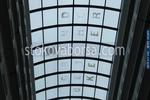 изграждане на стъклена покривна конструкция по поръчка