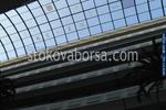 покривна конструкция от стъкло
