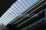 стъклена покривна конструкция по поръчка